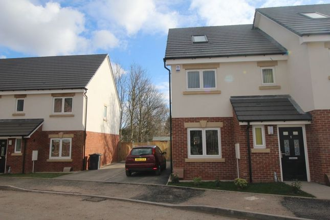 Thumbnail Semi-detached house for sale in The Park Gatis Street, Wolverhampton