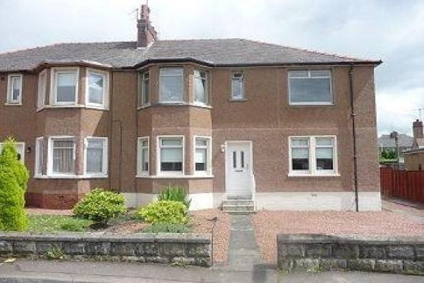 Thumbnail Cottage to rent in Earnock Avenue, Motherwell