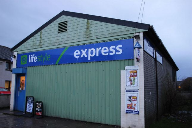Thumbnail Commercial property for sale in Inverness Mini Mart, 118 Benula Road, Inverness, Highland