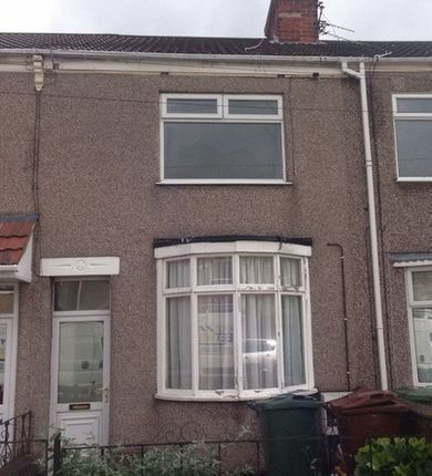 Thumbnail Terraced house to rent in Tiverton Street, Cleethorpes