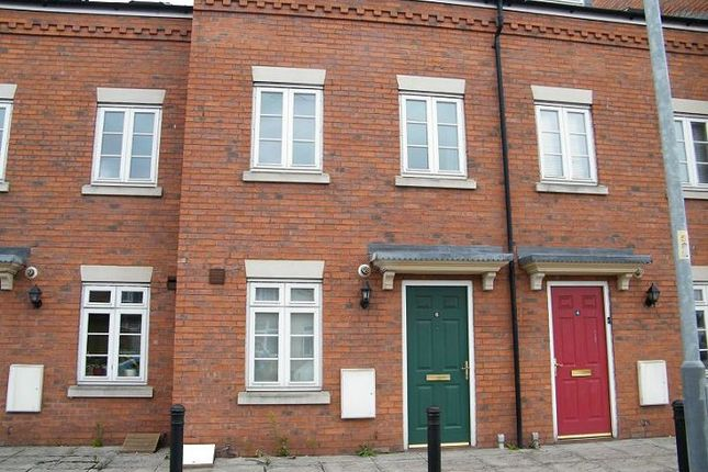 Thumbnail Terraced house to rent in Newtown Road, Hereford