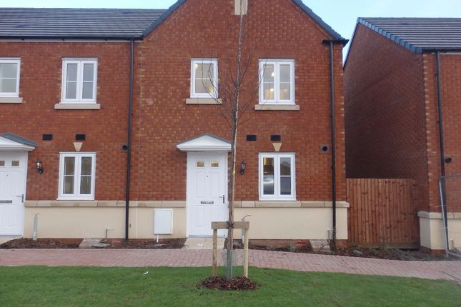 Thumbnail End terrace house to rent in Stryd Bennett, Llanelli