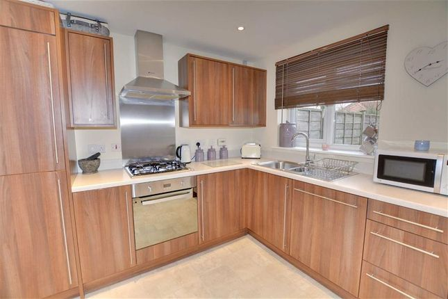 Thumbnail Terraced house for sale in Elston Avenue, Selby