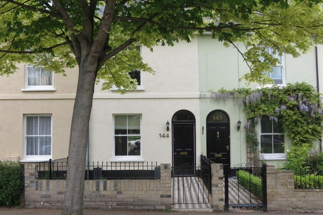 Thumbnail Terraced house for sale in York Road, Bury St. Edmunds