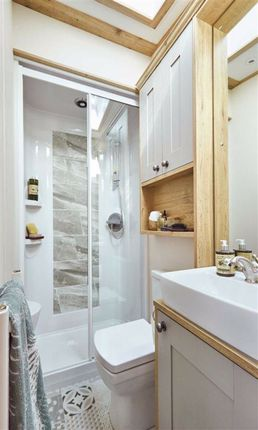 Shower Room of Plaxdale Green Road, Stansted, Sevenoaks TN15