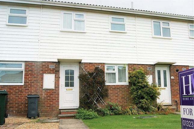 Terraced house to rent in Bridgemere Road, Eastbourne, East Sussex