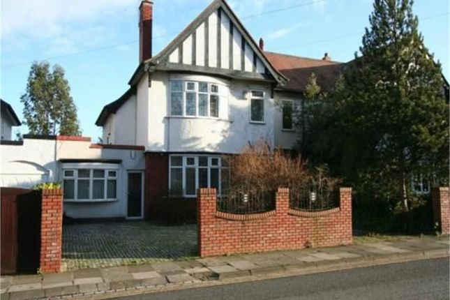 Thumbnail Semi-detached house for sale in Wooler Road, Hartlepool, Durham