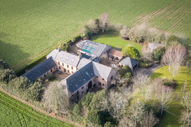 Thumbnail Detached house for sale in La Ruette D'avranches, St. Lawrence, Jersey