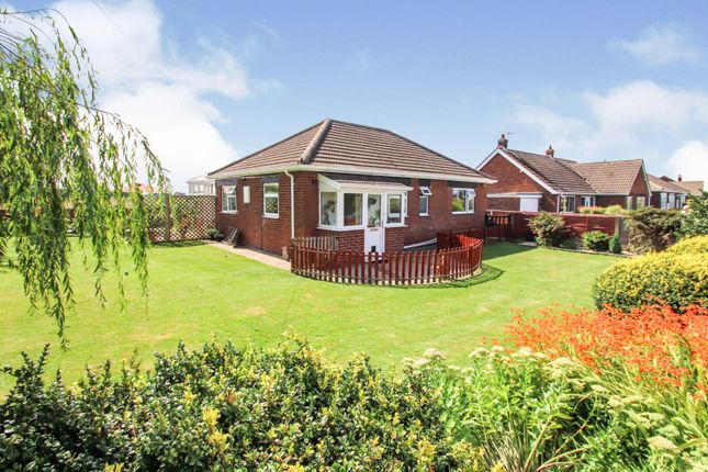 Thumbnail Detached bungalow for sale in Outmill, Althorpe, Scunthorpe