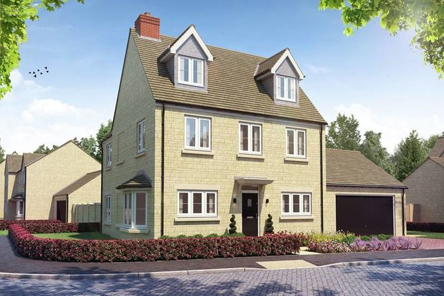 """Thumbnail Detached house for sale in """"The Oatvale"""" at Woodward Lane, Long Hanborough, Witney"""