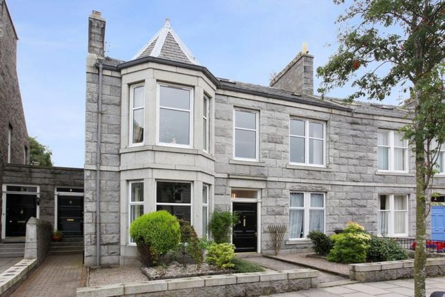 Thumbnail Flat to rent in Belvidere Crescent, Aberdeen