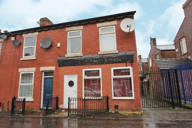 Thumbnail End terrace house for sale in Prout Street, Manchester