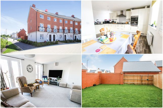 Town house for sale in Tipton Crescent, Broughton, Aylesbury