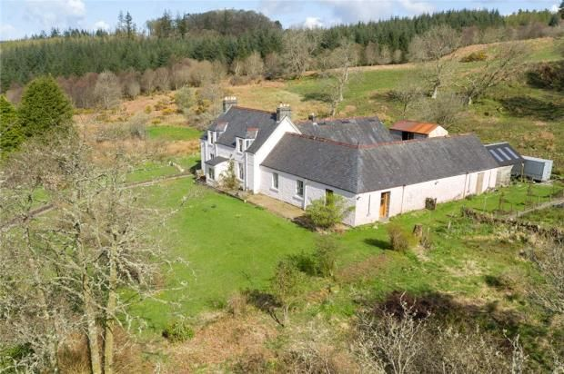 Thumbnail Detached house for sale in Lochgilphead