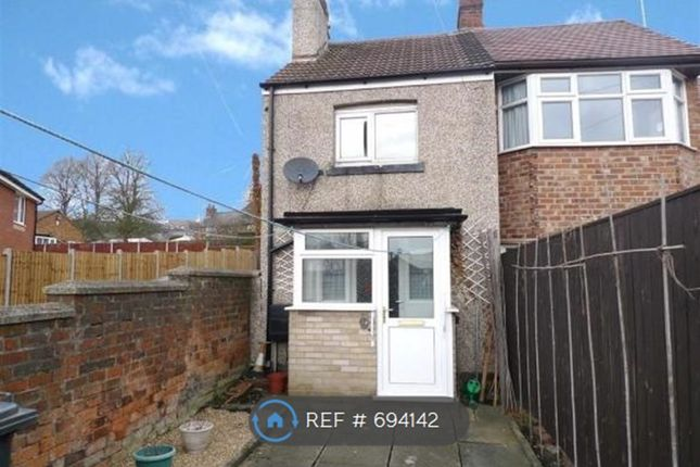 Thumbnail Semi-detached house to rent in Back Lane, Ilkeston