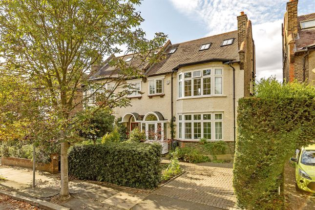 Thumbnail Semi-detached house for sale in Wilton Grove, London