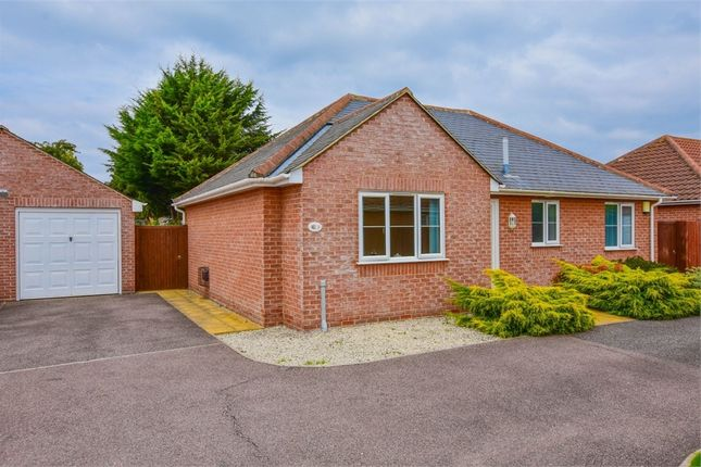 Thumbnail Detached bungalow for sale in Jubilee Close, Stanway, Colchester, Essex