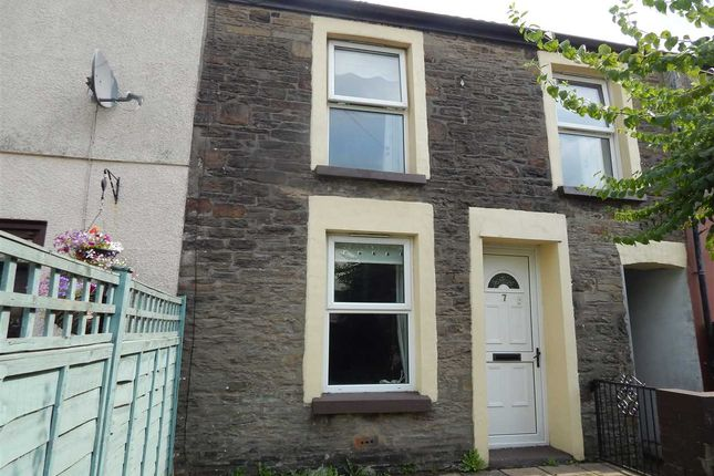 Thumbnail Terraced house to rent in Williams Place, Porth