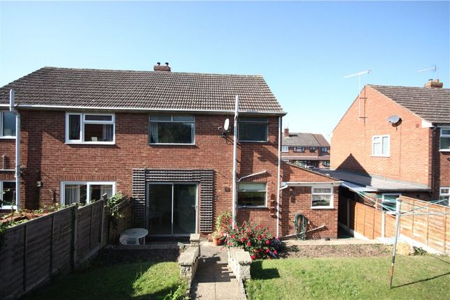Rear Aspect of Birchfield Close, Worcester, Worcestershire WR3