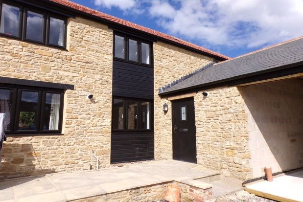 Thumbnail Barn conversion to rent in Silver Street, South Petherton