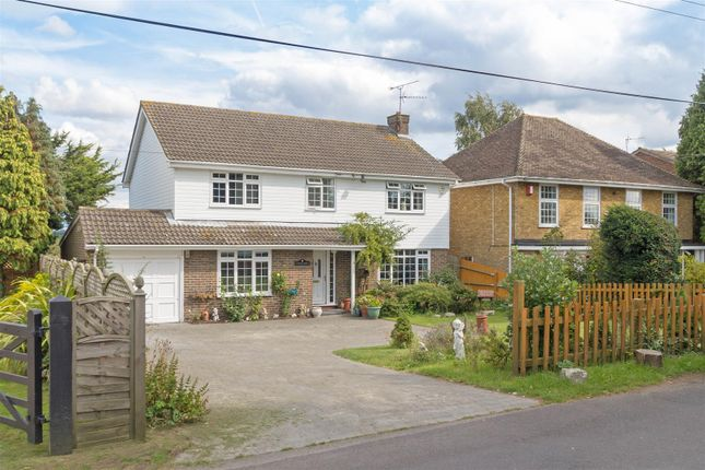 Thumbnail Detached house for sale in Mill Lane, Hartlip, Sittingbourne