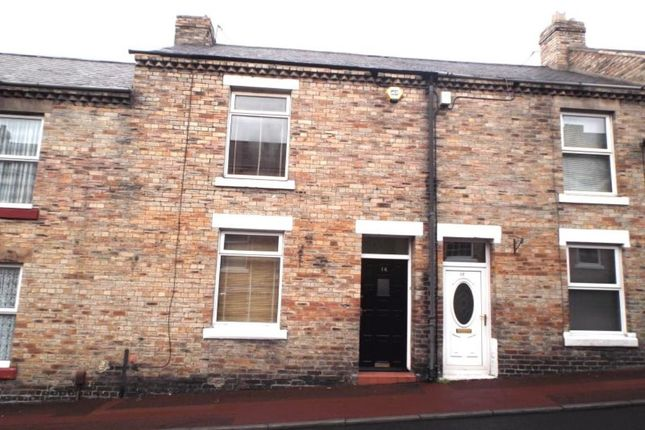 Thumbnail Terraced house to rent in James Street, Whickham, Newcastle Upon Tyne
