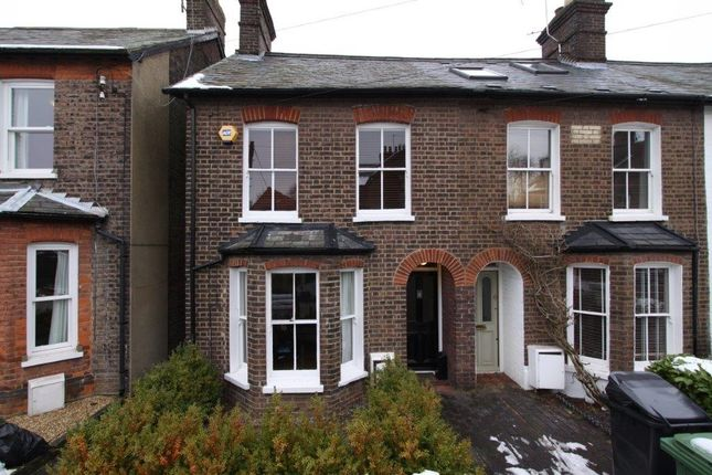 Thumbnail Property to rent in Cowper Road, Harpenden