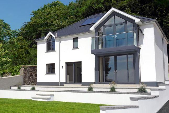 Thumbnail Detached house for sale in Llys Steffan, Llansteffan, Carmarthen