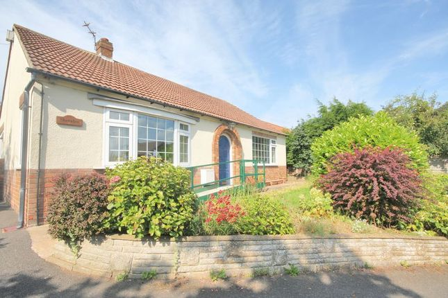 Thumbnail Detached bungalow for sale in Sheralee, Whitby Road, Easington.
