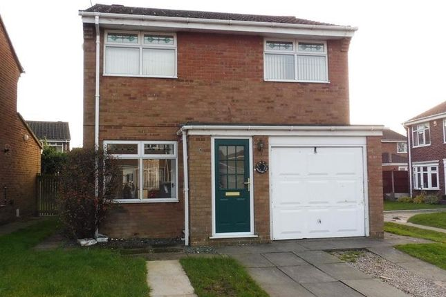 Thumbnail Detached house to rent in Warping Way, Gunness, Scunthorpe