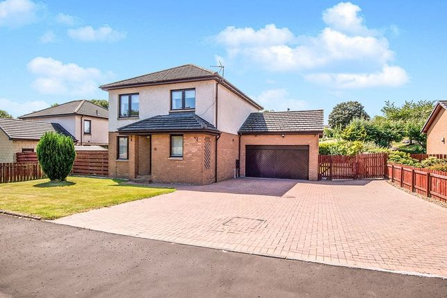 Thumbnail Detached house for sale in Eastcroft Drive, Polmont, Falkirk