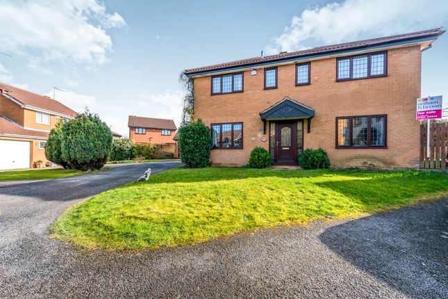 Thumbnail Detached house for sale in Fowey Close, Wellingborough