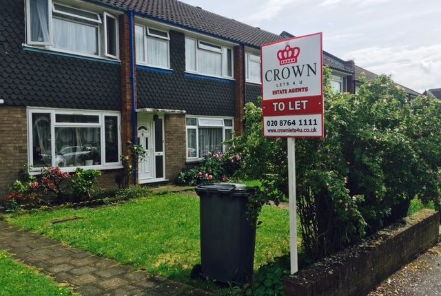 Thumbnail Terraced house to rent in Kempshott Road, Streatham, London