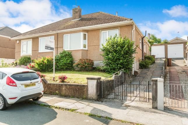Thumbnail Bungalow for sale in Crownhill, Plymouth, Devon