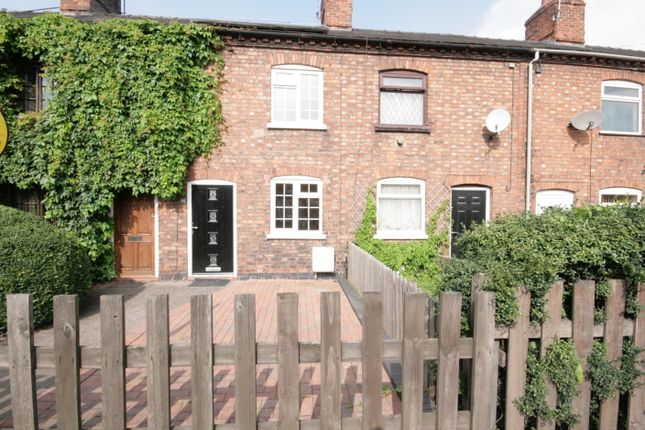 2 bed terraced house to rent in Millstone Lane, Nantwich CW5