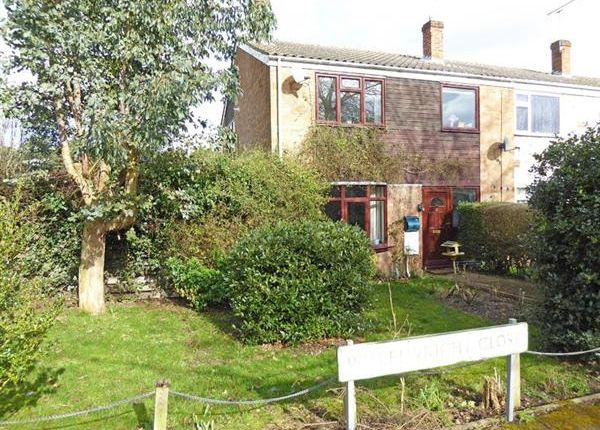 3 bed end terrace house for sale in Wheelwright Close, Rougham, Bury St. Edmunds