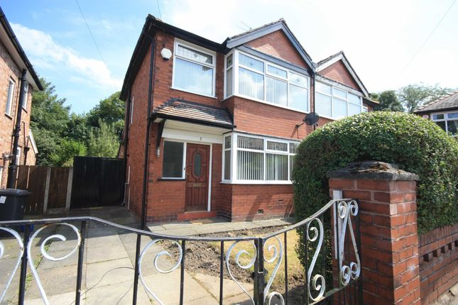 Thumbnail Semi-detached house to rent in Mesne Lea Grove, Worsley
