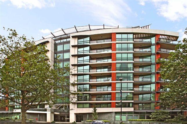 Thumbnail Flat for sale in Pavilion Apartments, London