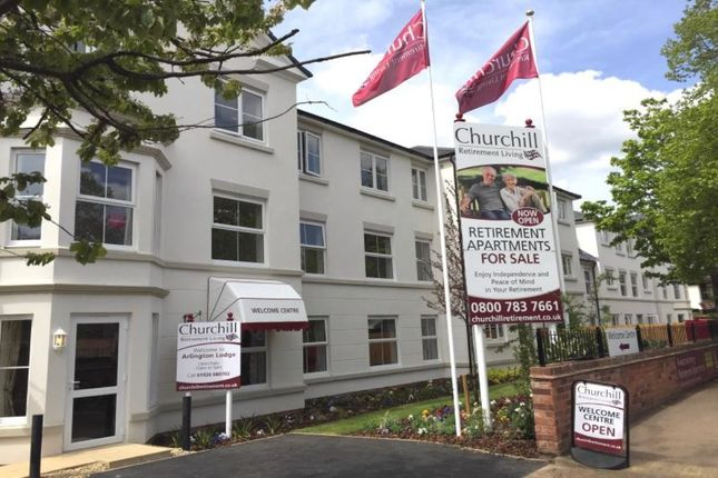 Thumbnail Flat for sale in Arlington Avenue, Leamington Spa
