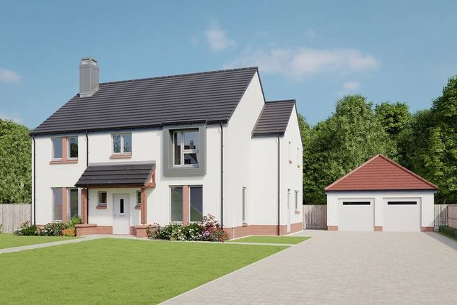 "Thumbnail Detached house for sale in ""Stevenson"" at Phoenix Rise, Gullane"