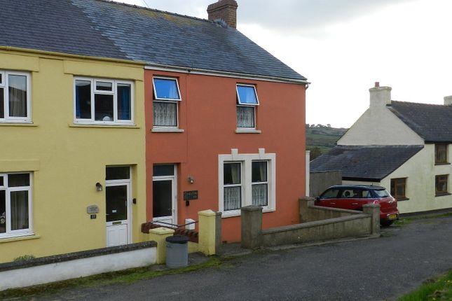 Thumbnail Semi-detached house for sale in Craig-Y-Don, Ffordd Y Felin, Trefin, Haverfordwest