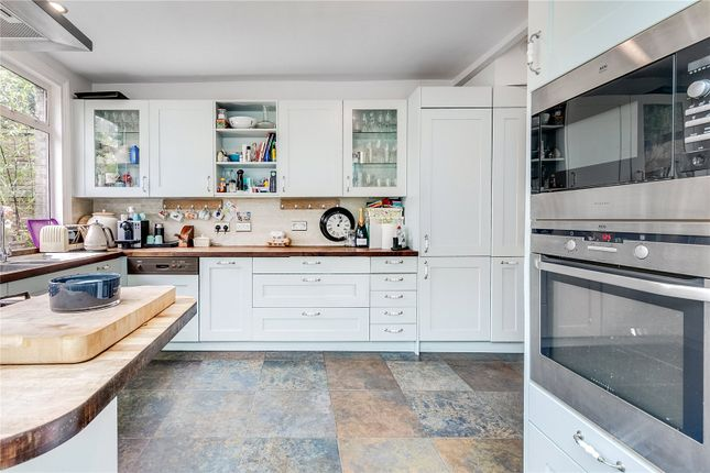 Kitchen of East Hill, Tonsleys, Wandsworth, London SW18