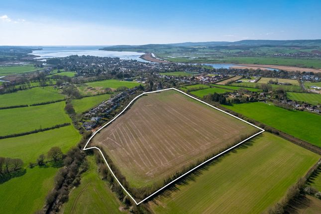Thumbnail Land for sale in Clyst Road, Topsham