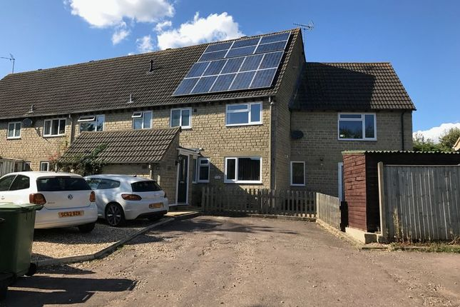 Thumbnail End terrace house for sale in Beech Grove, Cirencester