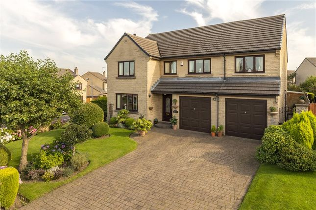 Thumbnail Detached house for sale in Westfield Lane, Idle, Bradford, West Yorkshire