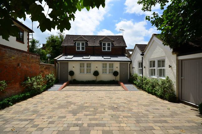 Thumbnail Semi-detached house to rent in Wharf Road, Guildford