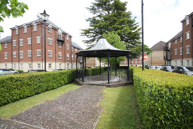 Thumbnail Flat for sale in Stephenson Court, Old College Road, Newbury