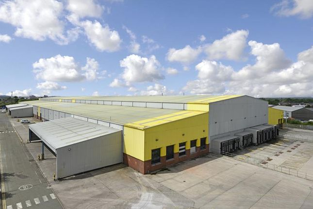 Thumbnail Light industrial to let in Warrington 379 Distribution Centre, Dallam Lane, Dallam, Warrington, Cheshire