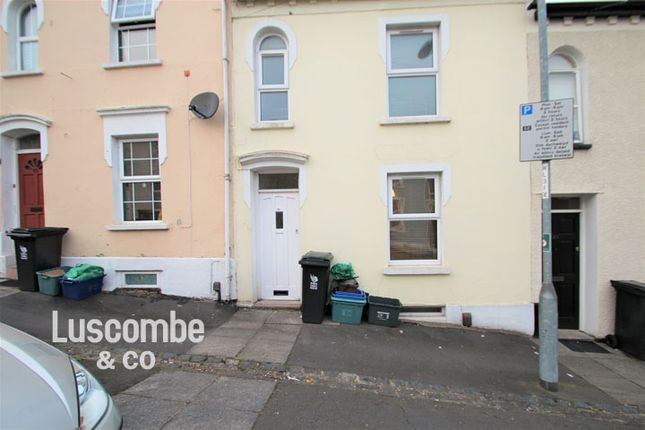 Thumbnail Terraced house to rent in St Edward Street, Newport