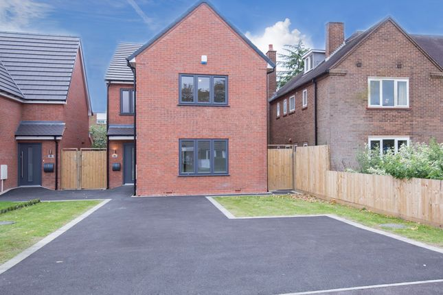 Thumbnail Detached house for sale in Bishopton Close, Shirley, Solihull
